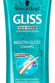 Gliss Million Gloss Champú
