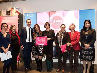 All'evento, condotto da Mikol Belluzzi di Panorama, erano presenti anche Narcisa Sora Valencia (Console Generale dell'Ecuador a Milano), Cristina Tajani (Assessore al Lavoro del Comune di Milano) e Paola Barbieri (Presidente di Fondazione Risorsa Donna)