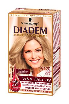 Diadem Vital Beauty Beige Blond (V120)