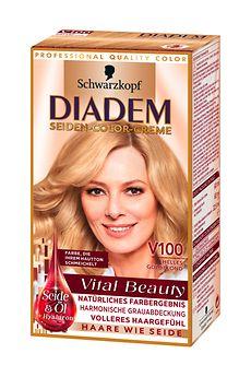 Diadem Vital Beauty Helles Goldblond (V100)
