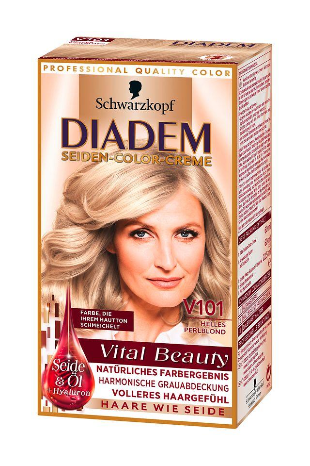 Diadem Vital Beauty Helles Perlblond (V101)