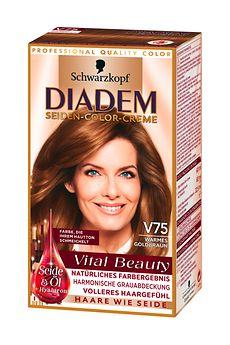 Diadem Vital Beauty Warmes Goldbraun (V75)