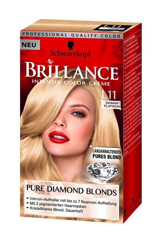 Brillance Pure Diamond Blonds Diamant Platinum 7 Stufen Aufhellung (L11)