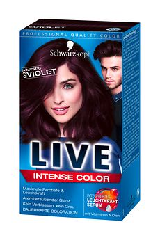 Schwarzkopf Live Intense Color Mystic Violet (Lv87)