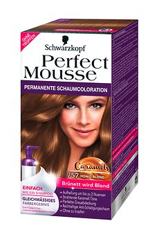 Perfect Mousse Caramels Honig-Blond (PM 757)