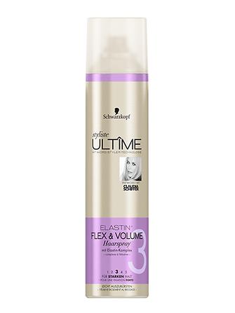 styliste Ultîme Elastin+ Flex & Volume Spray