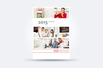 Cover Annual Report 2015