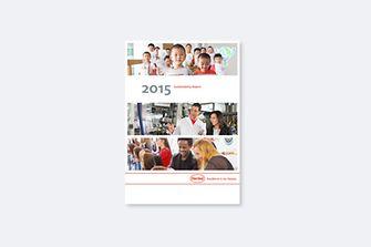 지속가능성 보고서 2015