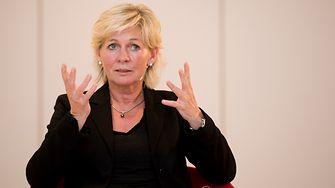 Silvia Neid, Bundestrainerin der DFB Frauen-Nationalmannschaft