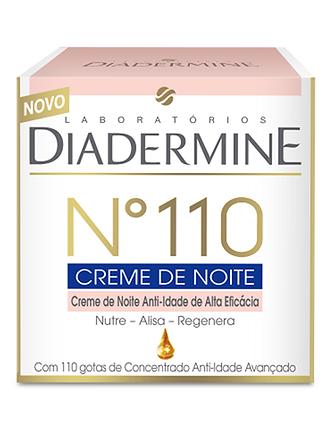 Diadermine Nº110  Creme de Noite