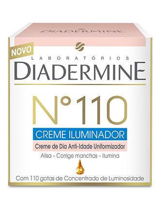 Diadermine Nº110 Creme Iluminador