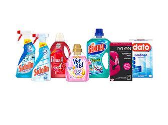 Die Henkel-Marken sorgen für perfekte Sauberkeit