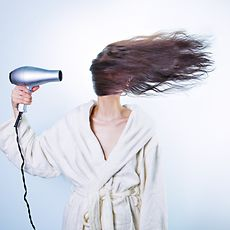 The right blow-drying technique