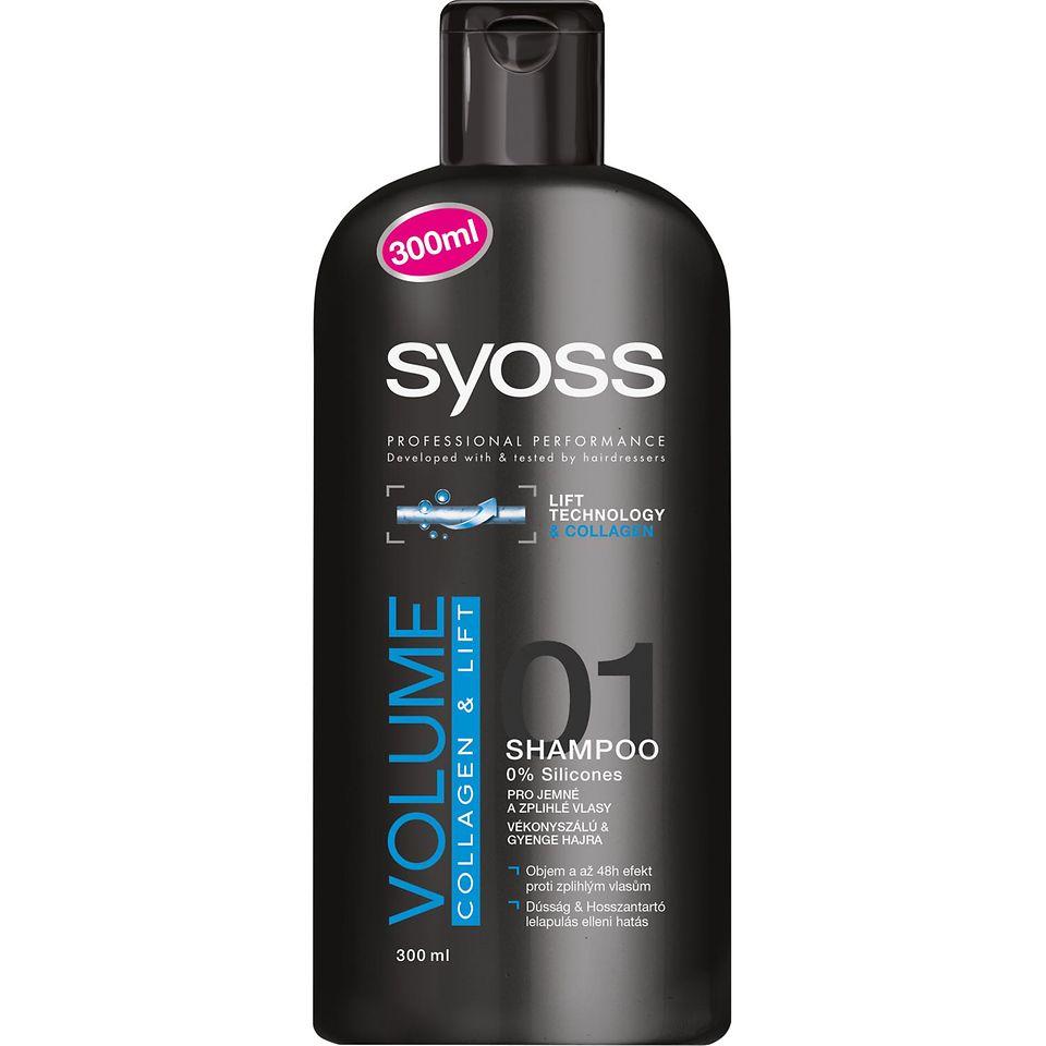 SYOSS VOLUME COLLAGEN & LIFT šampón 300 ml
