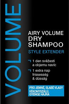 SYOSS VOLUME LIFT Airy Volume suchý šampón