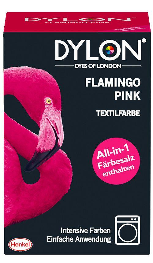 Las telas de tinte Dylon posibilitan cambiar fácilmente o refrescar los colores textiles a través tanto con el uso de lavadoras como de lavados a mano.