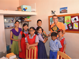 Imparting education and skills to mentally challenged children, to make them independent.