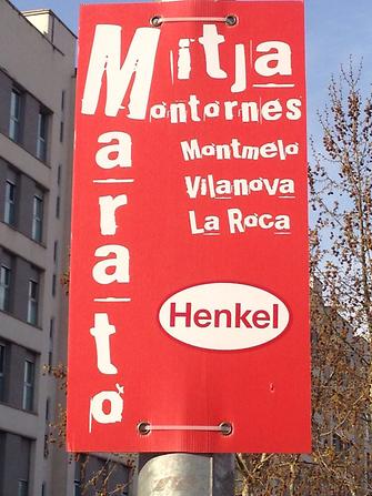 23ª edición de la Mitja Marató de Montornés