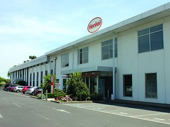 Henkel Australia main office in Kilsyth