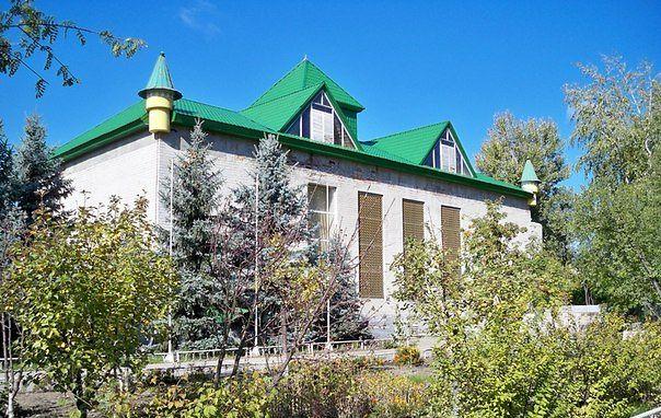 "The ""Izumrudnyi Gorod"" Children's Sanatorium and Recreation Center"