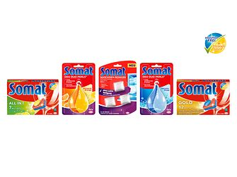 Ab Frühjahr 2016 sind alle Somat-Produkte phosphatfrei