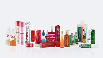 Family Shot Beauty Care + Adhesives Technologies
