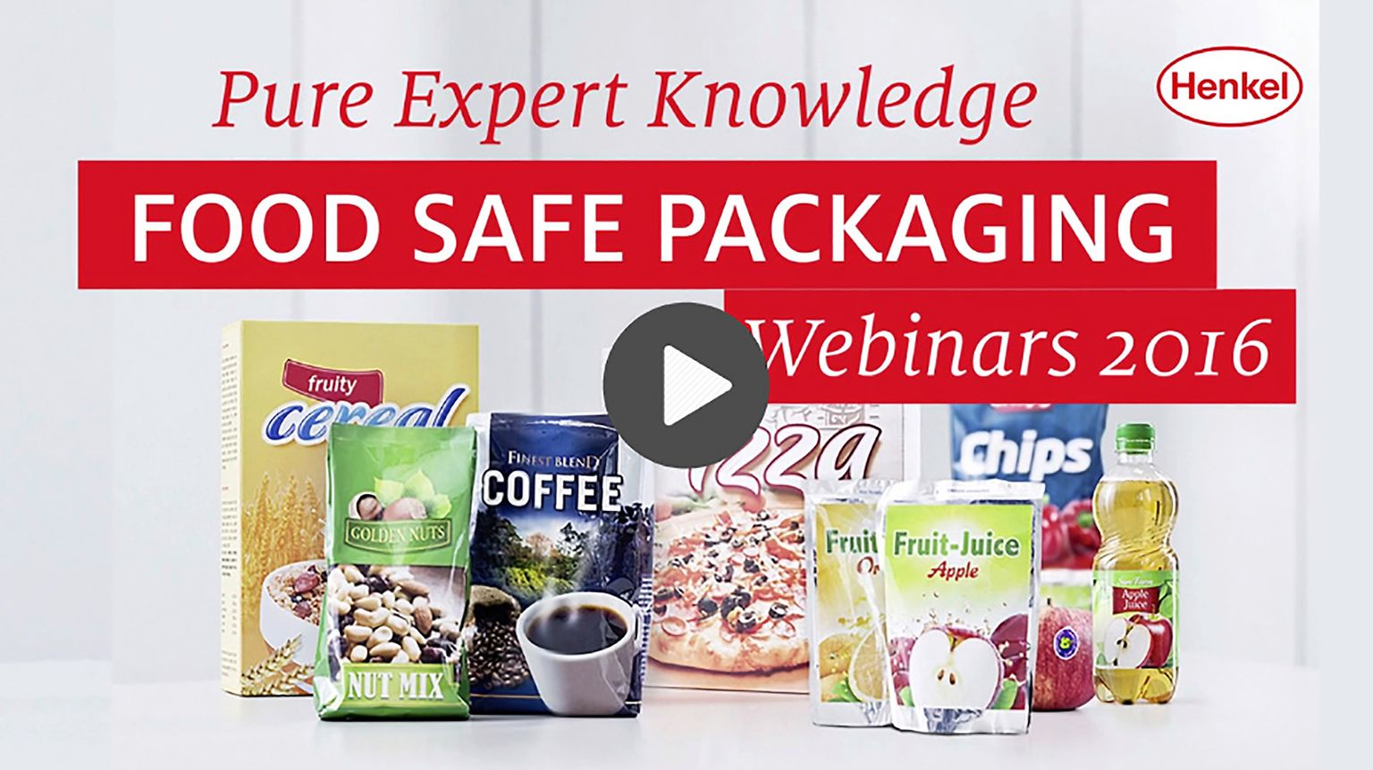 "The introductory video for Henkel's Food Safety Webinar ""Ways to Improve Food Safety"" can be found here: http://www.henkel-adhesives.com/ways-to-improve The video file can be provided on request: henkel.adhesive-technologies@emanatepr.com"