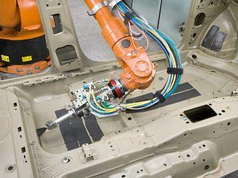 Liquid Applied Sound Deadener (LASD) can replace bitumen dampers