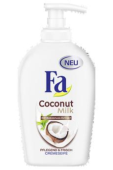 Fa Coconut Milk Cremeseife