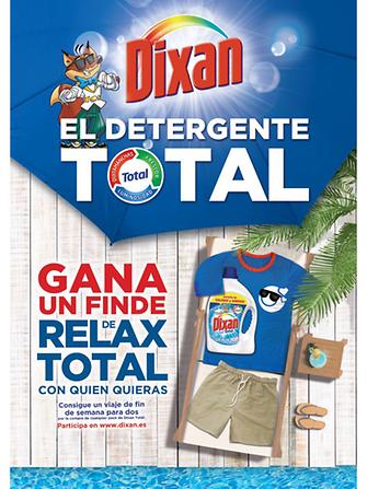 Nueva promo de Dixan