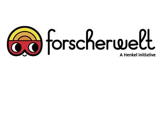 Forscherwelt logo