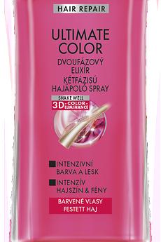 Gliss Kur ULTIMATE Color dvojfázový elixír