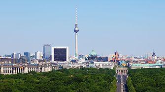 Formel-E-Rennen in Berlin Mitte