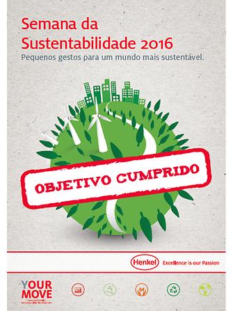 Semana da Sustentabilidade 2016