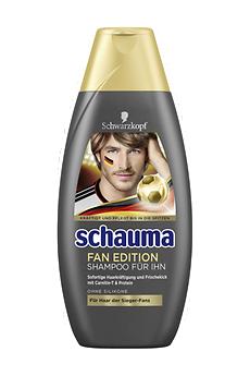 Schauma Fan Edition Shampoo Für Ihn
