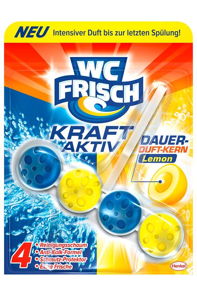 WC Frisch Kraft-Aktiv Dauer-Durftkern Lemon