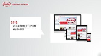 Henkel-Webseite 2016