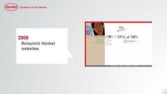 Henkel Website 2000