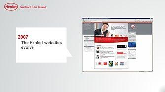 Henkel Website 2007