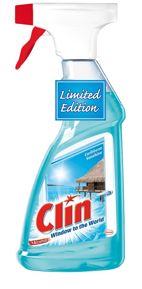 Clin Caribbean Sunshine