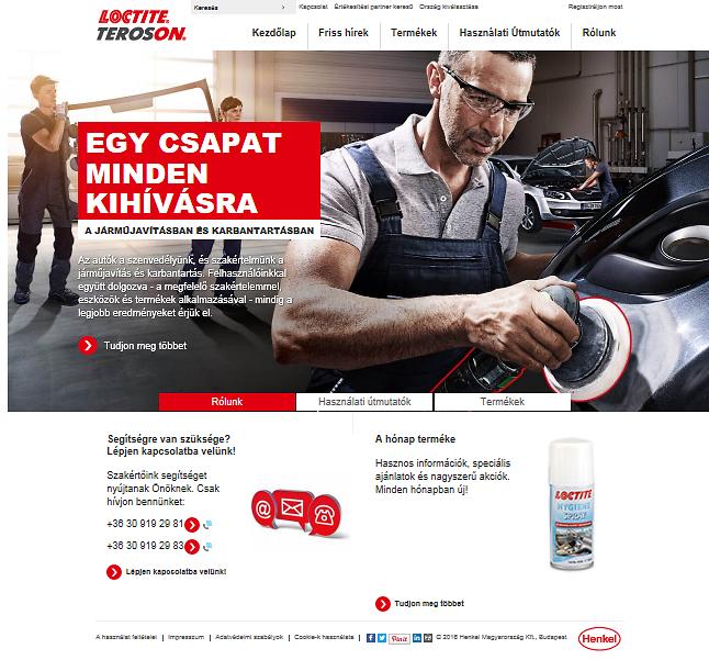 A járműjavító ipar szakemberei számos értékes tippet, információt találnak az új weboldalon
