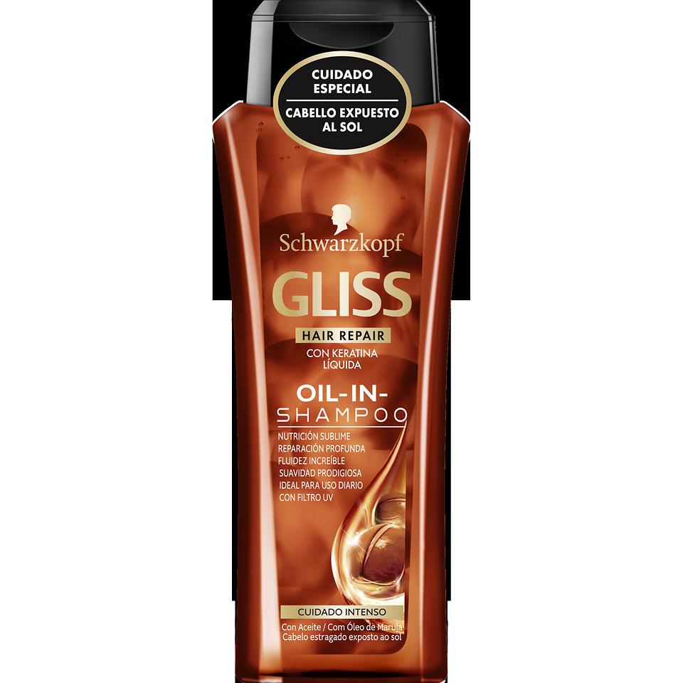 Gliss Oil-in-Shampoo Marula