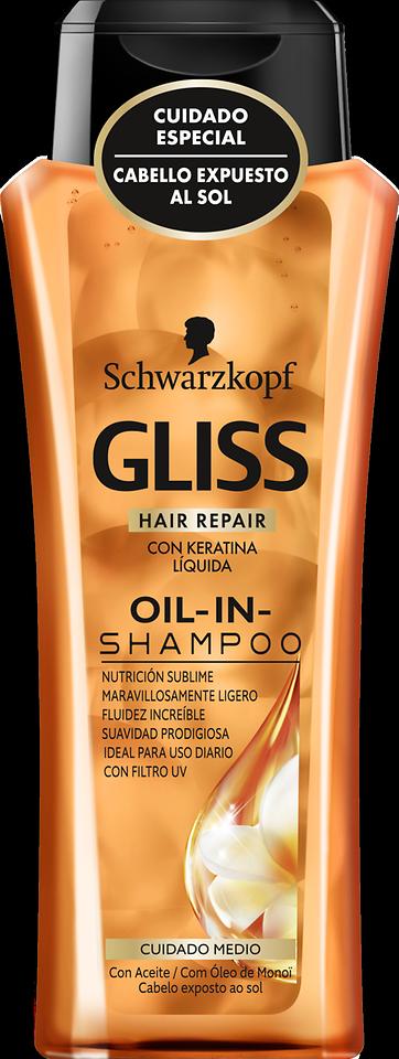 Gliss Oil-in-Shampoo Monoi