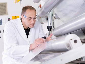 Working for excellent results for the lamination of flexible packaging