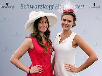 """Einen modischen Vorgeschmack auf den """"Schwarzkopf Hut-Contest"""""""