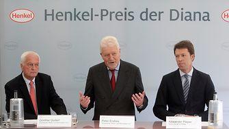 Pressekonferenz zum Henkel-Preis der Diana 2016