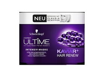 essence Ultîme Kaviar+ Hair Renew Intensiv-Maske