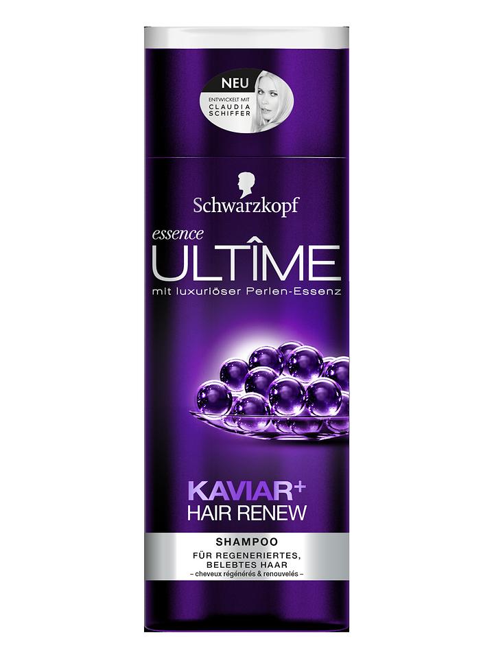 essence Ultîme Kaviar+ Hair Renew Shampoo