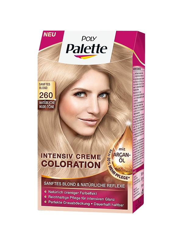 Poly Palette Natürliche Nude-Töne Sanftes Blond (260)