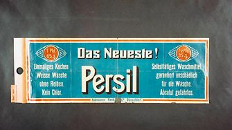 1907: advertisements of Persil